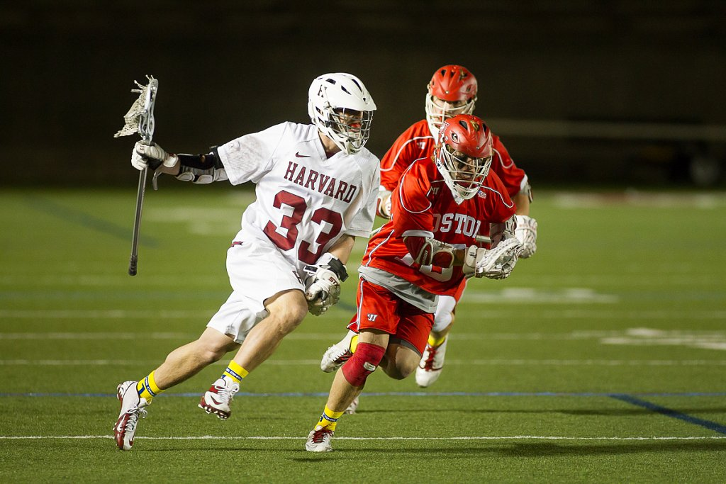 Harvard Lacrosse vs Boston University