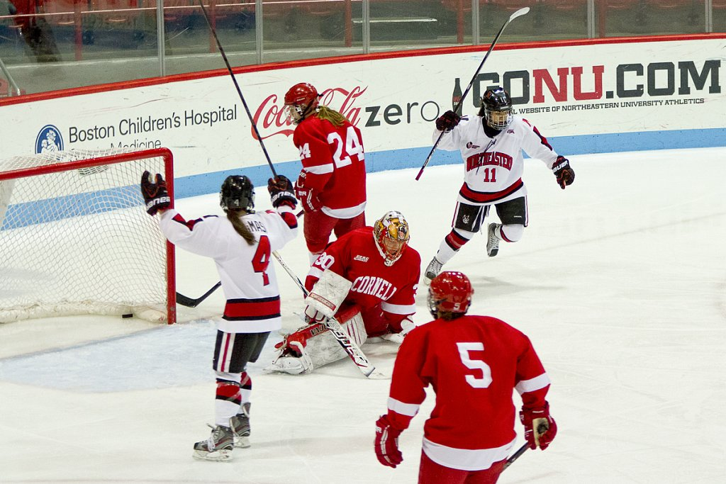 Northeastern Women's Ice Hockey vs Cornell