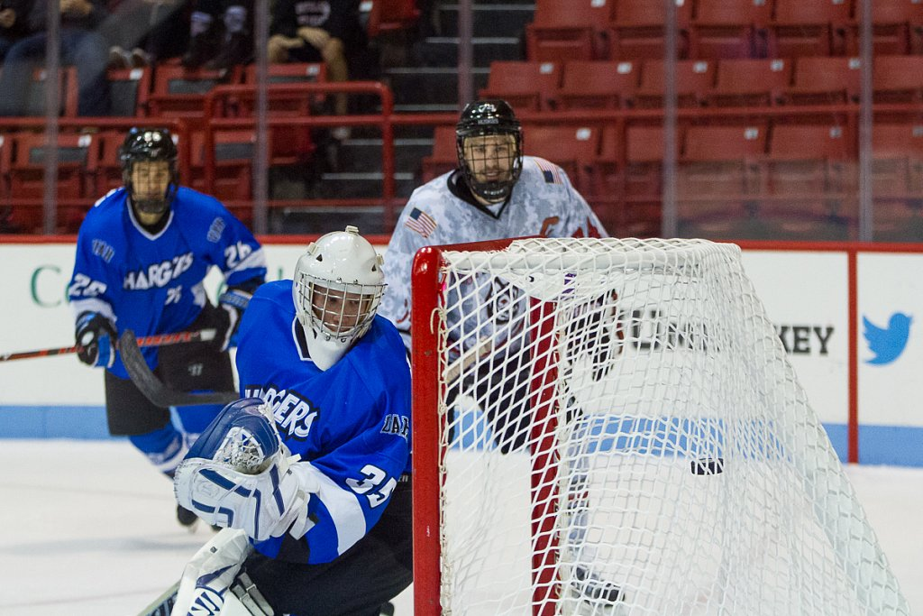 Northeastern Men's Hockey vs The University of Alabama in Huntsville